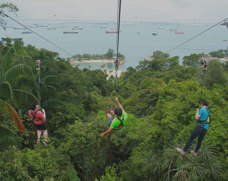 Фото №2 - Сингапур исполняет мечты