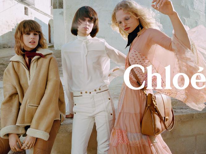 Фото №1 - Путешествие по югу Италии: новая рекламная кампания осенне-зимней коллекции Chloé