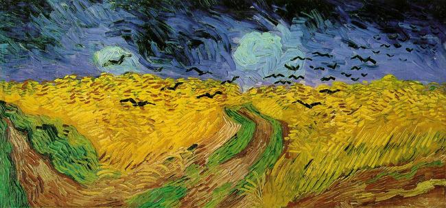 Фото №6 - Тест: Выбери картину Ван Гога и узнай, какого цвета твоя душа