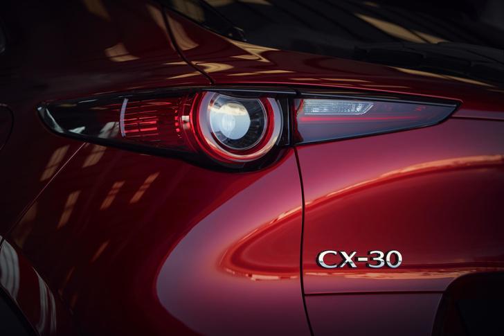 Фото №4 - Новая Mazda CX-30 приехала в Россию