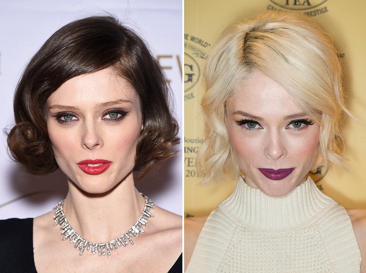 Фото №10 - Блондинка или брюнетка: 30 звездных примеров, чтобы вдохновиться или одуматься