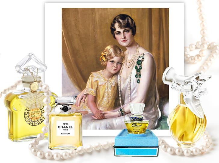 Фото №1 - Запах матери: ароматы Эдипова комплекса