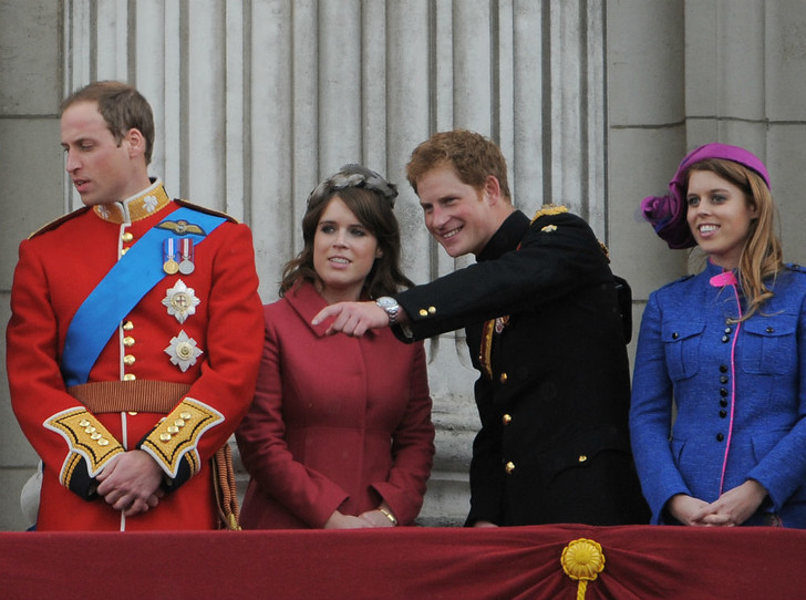Фото №5 - Сестра и лучшая подруга: принц Гарри и его особые отношения с принцессой Евгенией