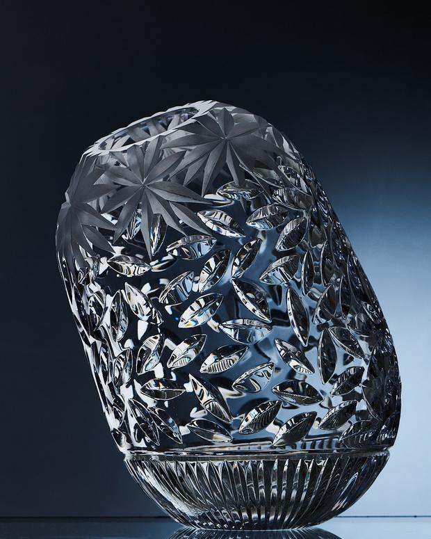 Фото №3 - Хрустальные вазы Ольги Трейвас