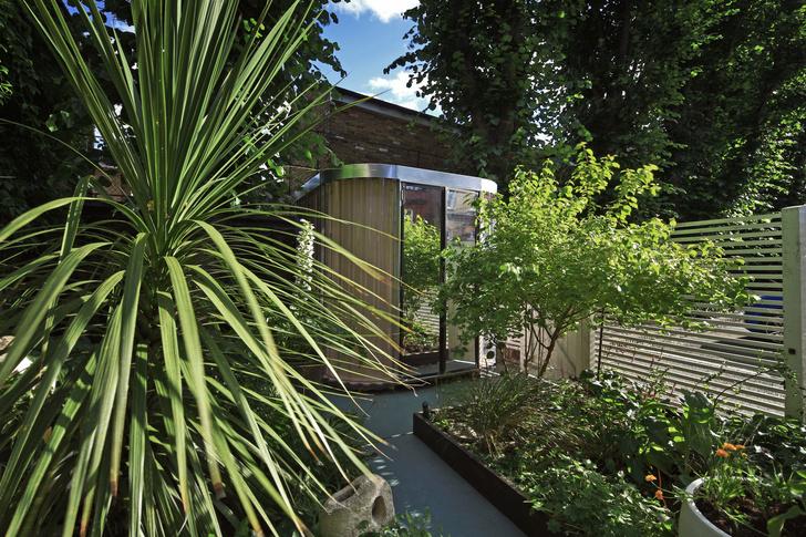 Фото №9 - Модульный офис в саду