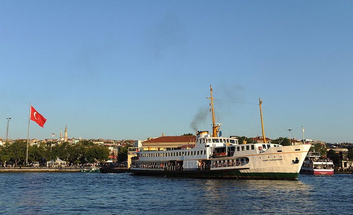 Фото №2 - Два берега — один город: выберите свой Стамбул