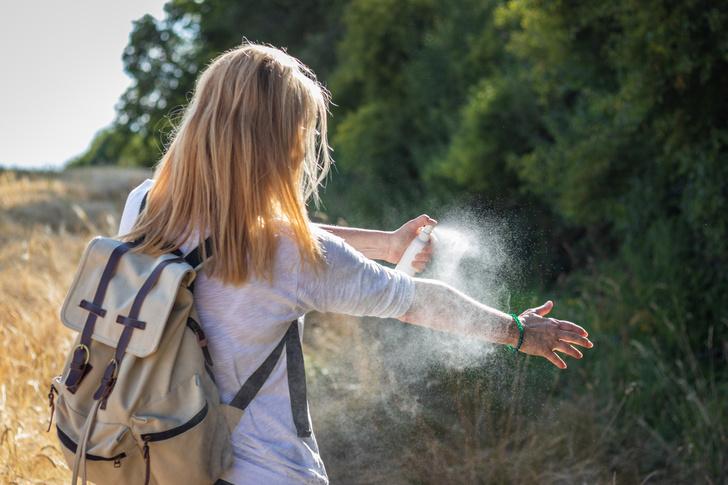 Фото №1 - Почему в этом году особенно много комаров