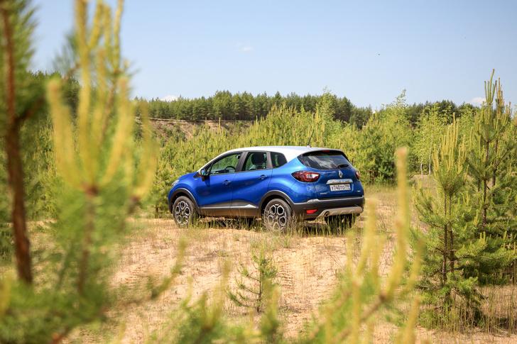 Фото №3 - Renault Kaptur: внутренний прогресс