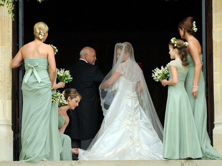 Фото №7 - Папины дочки: самые трогательные фото королевских невест с отцами