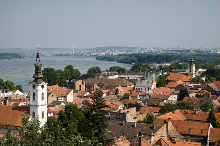 Фото №2 - Город, в котором говорят стены: прогулка по Белграду