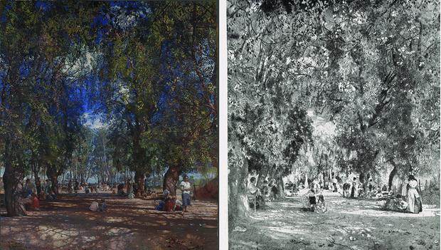 Фото №7 - 10 известных картин, под которыми скрываются совершенно другие произведения