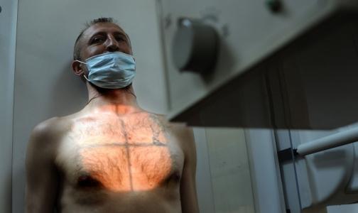 Фото №1 - Жители 7 районов Ленобласти чаще других болеют туберкулезом
