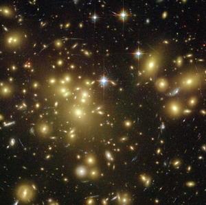 Фото №1 - Найдены древнейшие галактики