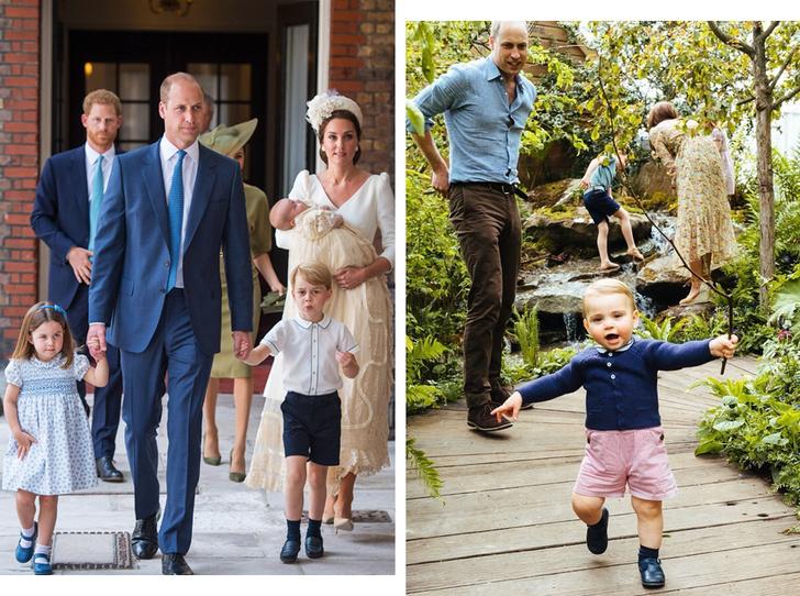 Фото №1 - Как Уильям отреагировал бы на гомосексуальность своих детей