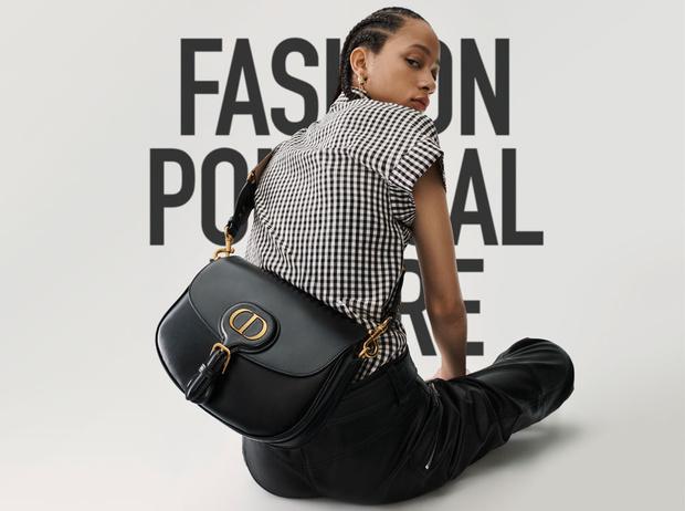 Фото №1 - Дань великому кутюрье: Dior выпустил сумку Bobby с особой историей