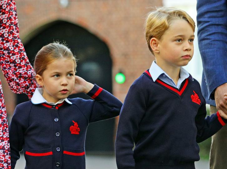Фото №1 - Сложный этап: как в скором времени изменится жизнь принца Джорджа