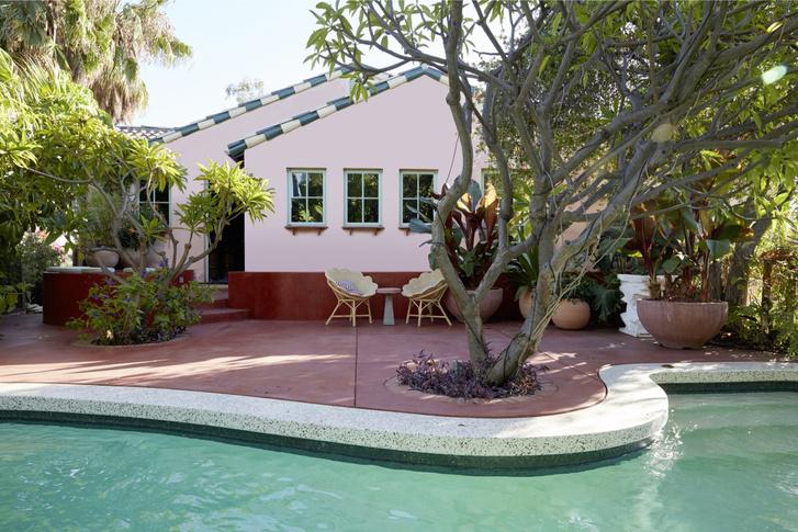 Фото №1 - Яркий дом и экоферма в Лос-Анджелесе по проекту Studio KO
