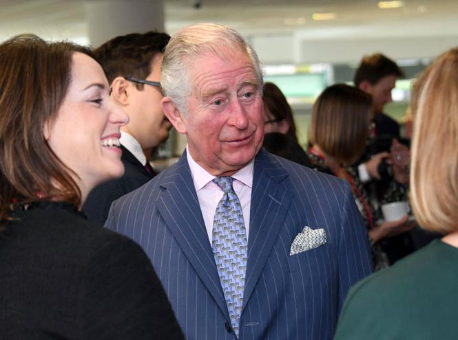 Фото №2 - Неожиданная причина, почему принц Чарльз призывает британцев заниматься йогой