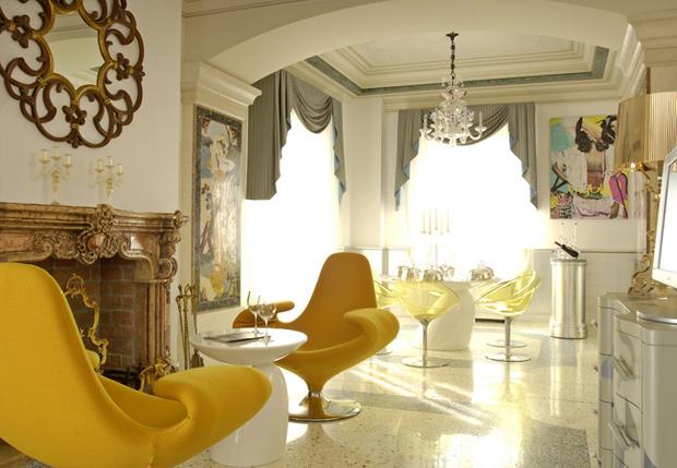 Фото №2 - Топ-10 самых элегантных арт-отелей