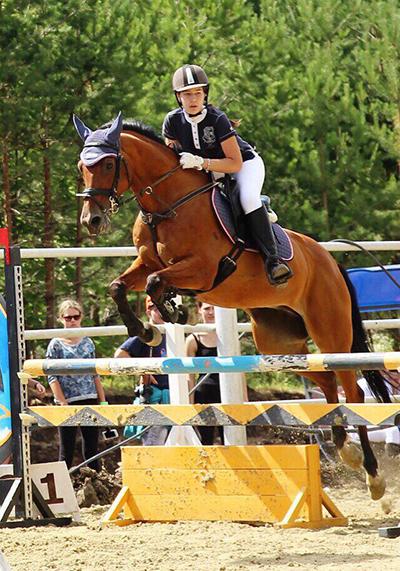 Фото №39 - Девушки на коне: самые романтичные наездницы Ульяновска