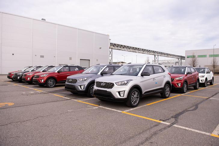 Фото №4 - Российский завод Hyundai Motor отмечает 10-летие