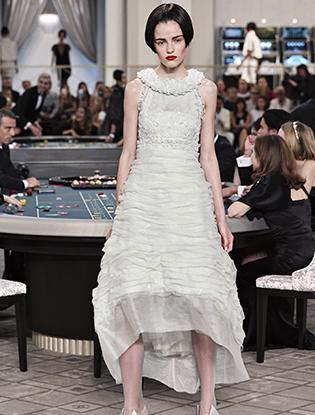 Фото №35 - Неделя Высокой моды в Париже: Chanel FW2015/16