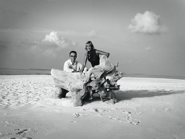 Фото №1 - Природа любви: Ева Шивдасани о Soneva Fushi