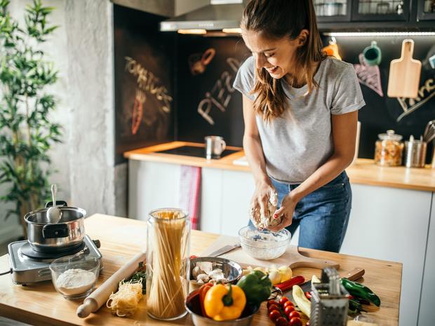 Фото №1 - «Умная» кулинария: что приготовить из остатков продуктов