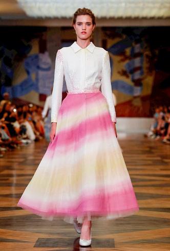 Фото №6 - Единороги в СССР: Ulyana Sergeenko Couture FW18