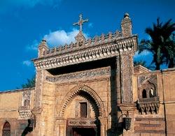 Фото №2 - Эль-Муалляка — надвратная церковь Богородицы