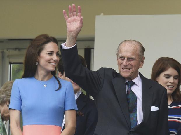 Фото №1 - Особая связь: почему Кейт называют наследницей принца Филиппа