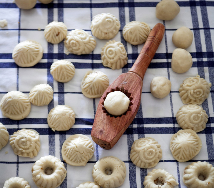 Фото №1 - Форменное благочестие: печенье маамуль как благодарность за жизнь