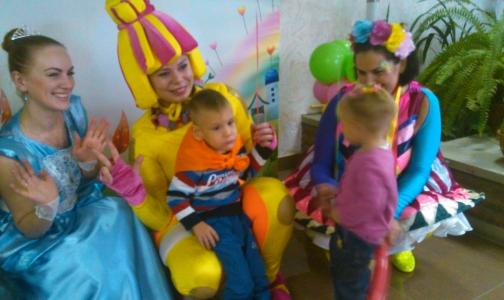 Фото №1 - Петербургские врачи встретились со своими выросшими 500-граммовыми пациентами