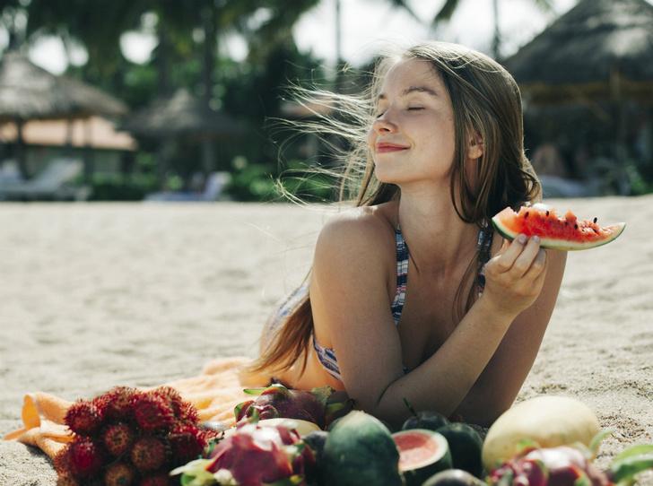 Фото №6 - Как поддерживать фигуру летом и оставаться в тонусе