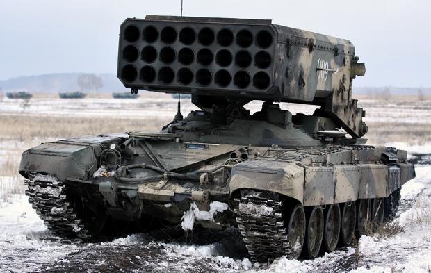 Фото №1 - «Буратино», несущий смерть: Дурацкие названия серьезной военной техники