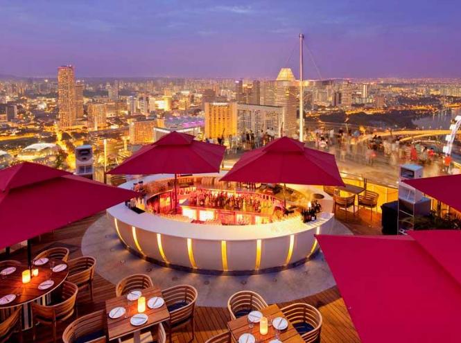 Фото №7 - Лучшие бары Сингапура