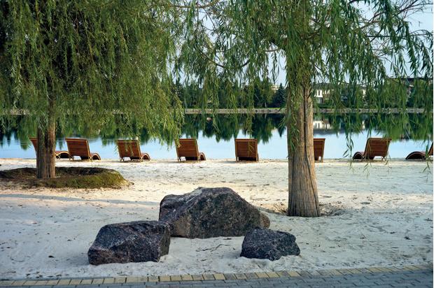 Фото №10 - Венеция, Англия, Восток: 5 садов Millennium Park