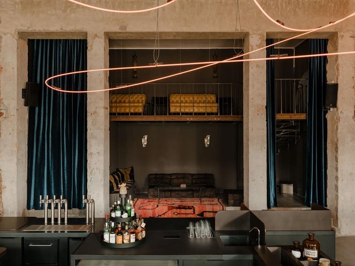Фото №4 - Ресторан в бывшей пивоварне в Берлине