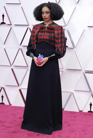 Фото №36 - «Оскар-2021»: лучшие образы церемонии награждения