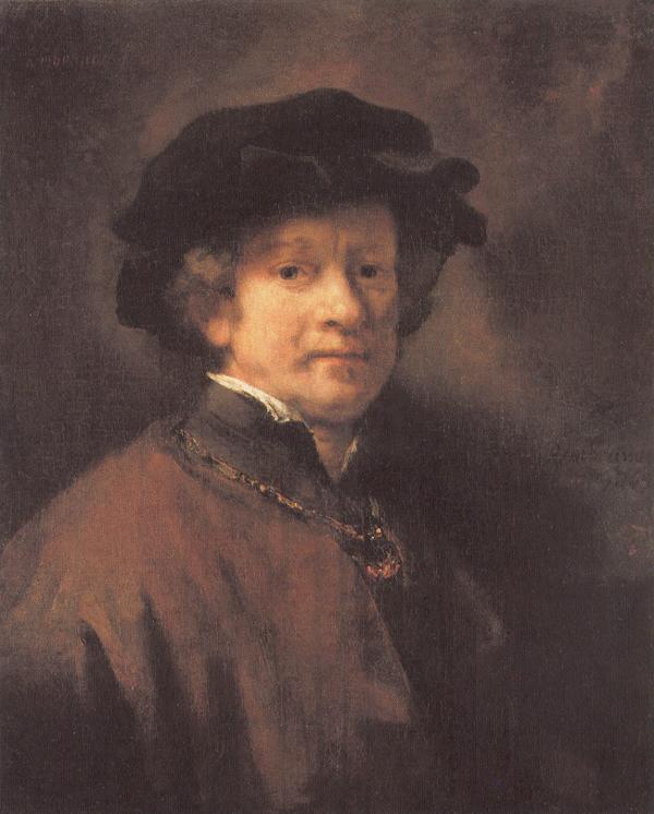 Фото №1 - Ученые объяснили фотографическую точность автопортретов Рембрандта