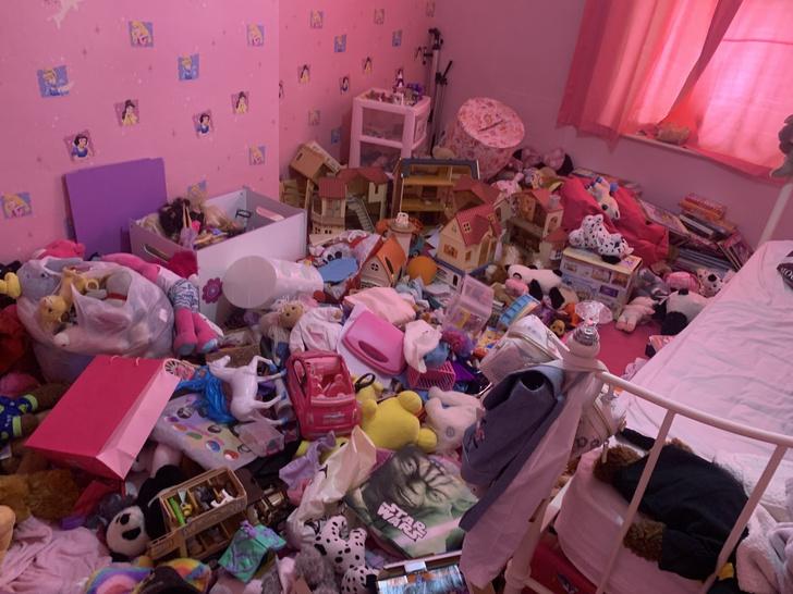 Фото №15 - Самые грязные спальни простых британцев: 16 трогательных фото