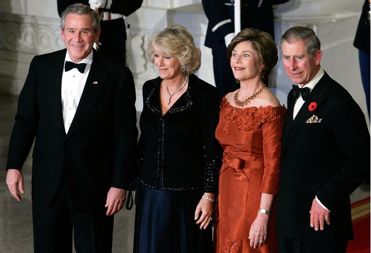 Фото №1 - Виндзоры и американские президенты: непростая история отношений