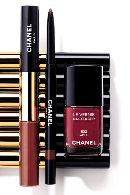 жидкая помада, Шанель (Chanel), блеск, лак для ногтей, подводка, новинка