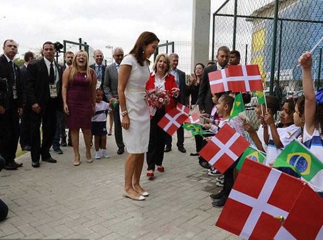 Фото №10 - Королевская семья Дании на Олимпиаде-2016 в Рио