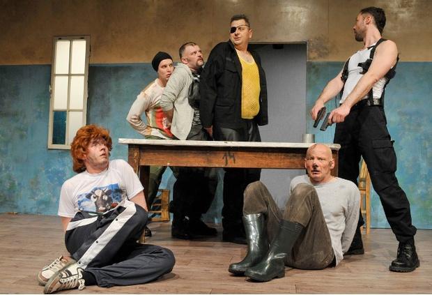 Спектакль «Лейтенант с Инишмора», Teatr im. Wilama Horzycy (Польша)