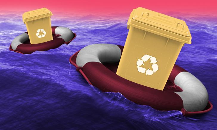 Фото №1 - Грязное дело: как горожане сортируют мусор