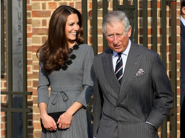 Фото №2 - Как принц Чарльз повлиял на отношения герцогини Кейт и принца Уильяма