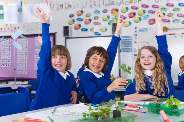 Фото №1 - Мировой опыт: детский сад и начальная школа в Англии