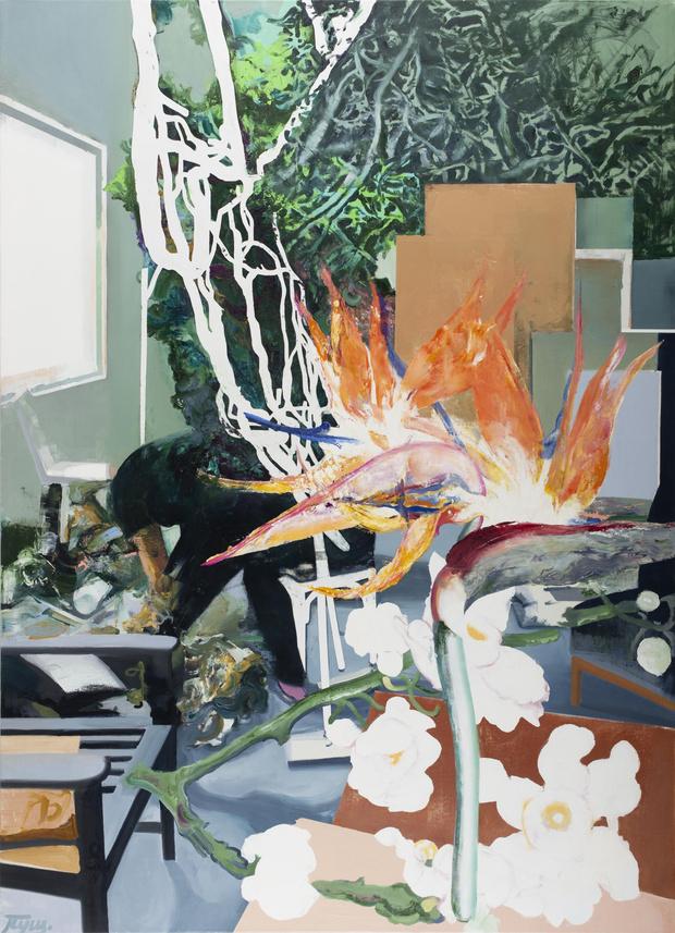 Фото №1 - Выставка Виталия Пушницкого в галерее Марины Гисич