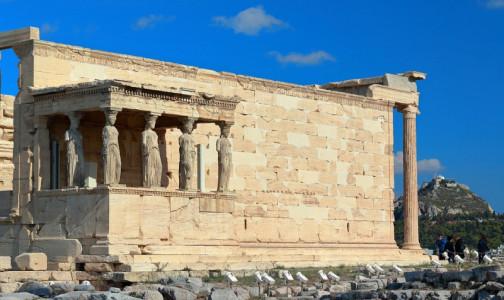 Фото №1 - Греция на Новый год не светит. В стране продлён локдаундо 7 января